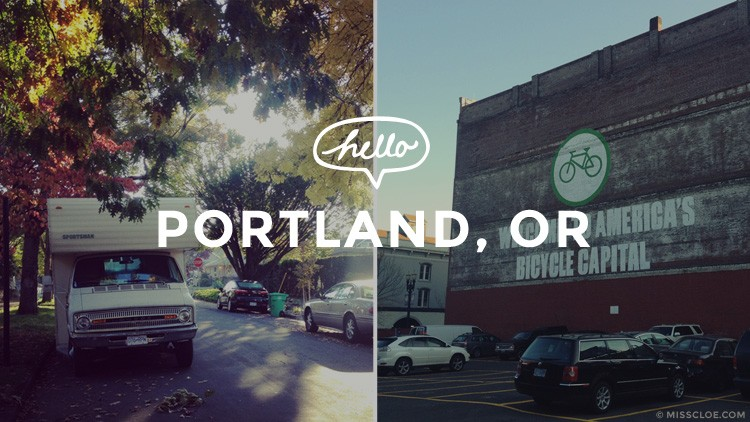 Portland… best thing ever!