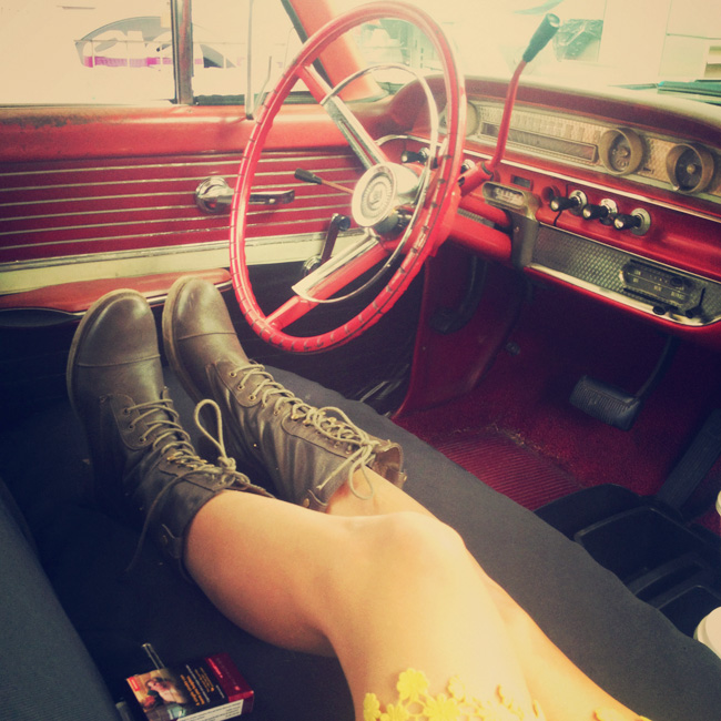 Matt's 1960 Ford Galaxy