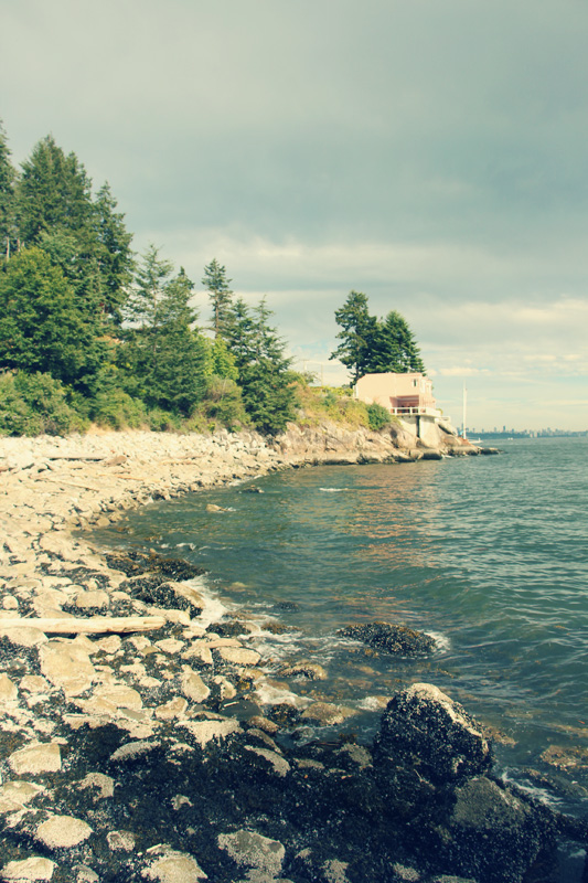 Hideaway Cove, West Vancouver, BC