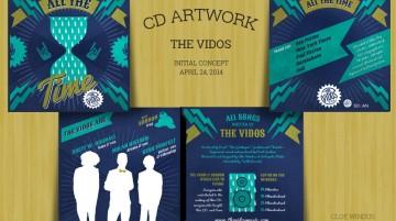 The Vidos * CD Concept Artwork