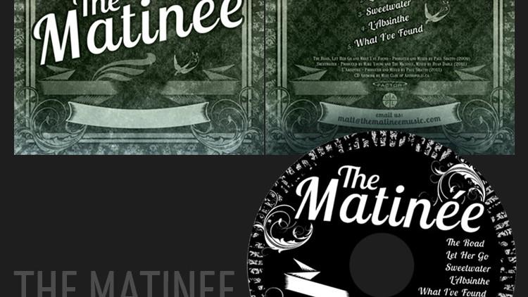 Album Art * The Matinee