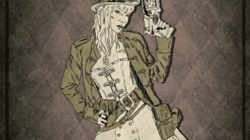 Fanbuilt * Steampunk Girl