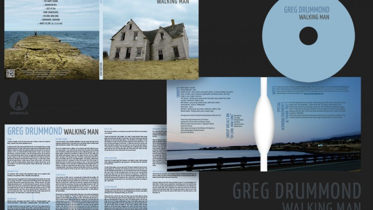 Greg Drummond * Album Art