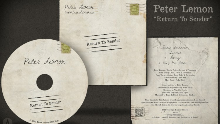 Peter Lemon * Return To Sender
