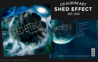 Shed Effect * Album Art
