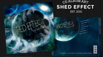 Shed Effect * Album Art