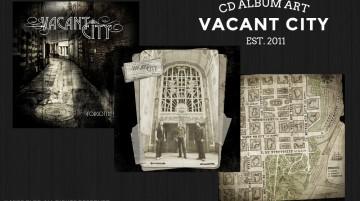 Vacant City * Album Art