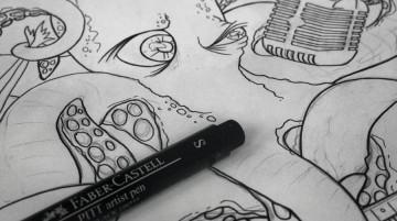 The Vidos * Octopus [Scribble]